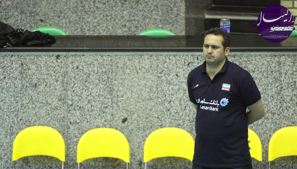حسین معدنی: تیم ملی والیبال ب با آمادگی راهی مسابقات اندونزی می شود !