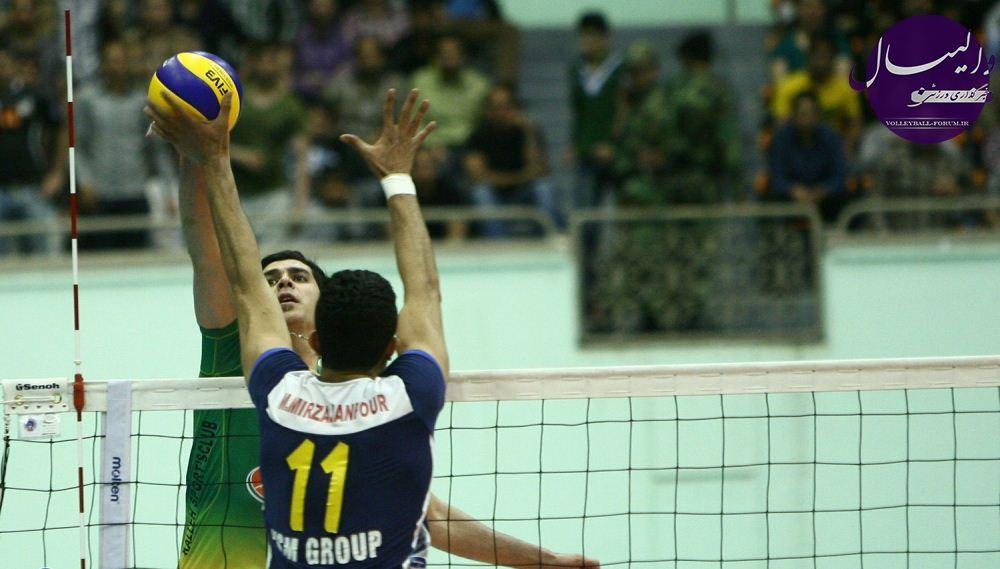 نقل و انتقالات لیگ برتر والیبال فصل 1392/شهرام محمودی به متین ورامین پیوست !