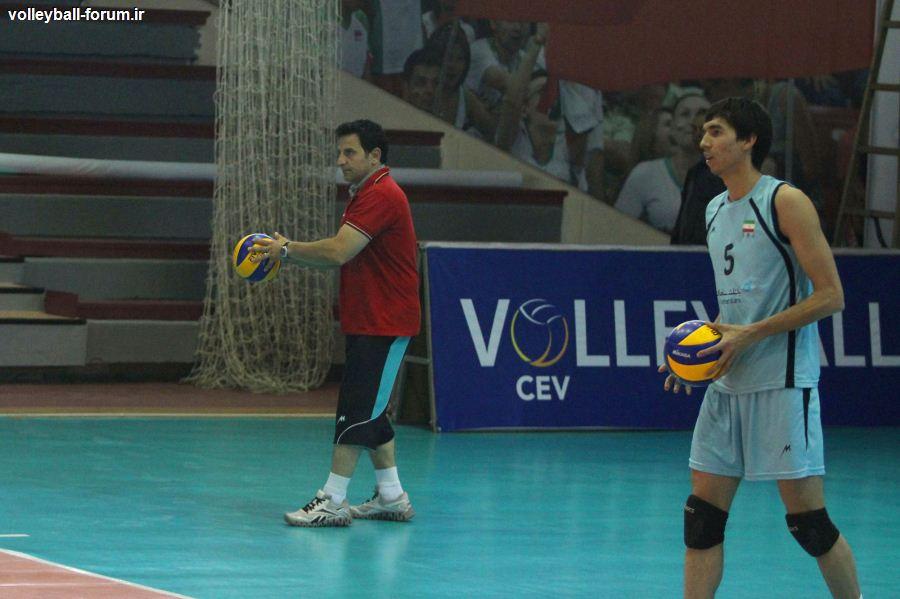 گزارشی از آخرین تمرین های تیم ملی در صوفیه بلغارستان !