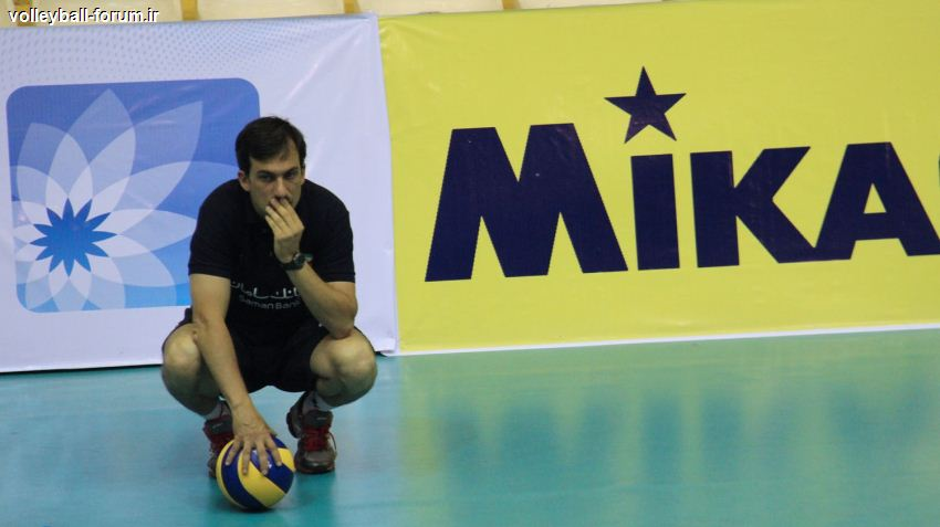 خوان سیچلو : لیگ جهانی بهترین راه برای پیشرفت والیبال ایران است !