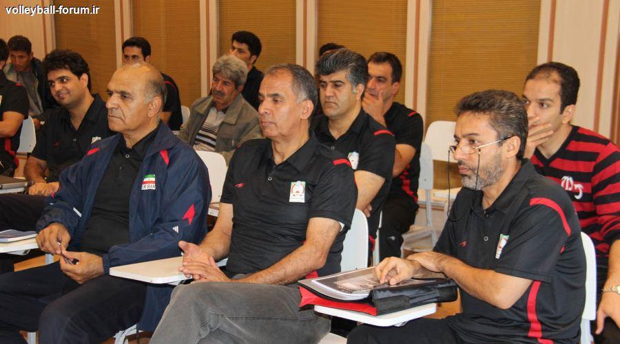 شوندی: کلاس درجه دو بین المللی زیر نظر FIVB برگزار می شود !