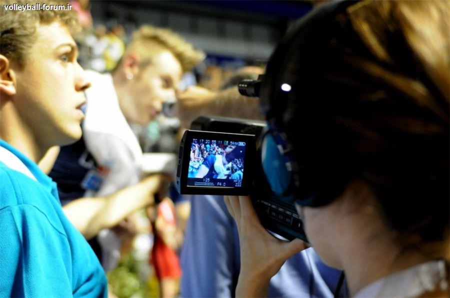 سرمربی تیم ملی والیبال ایتالیا: تلاش های ما به ثمر نشست