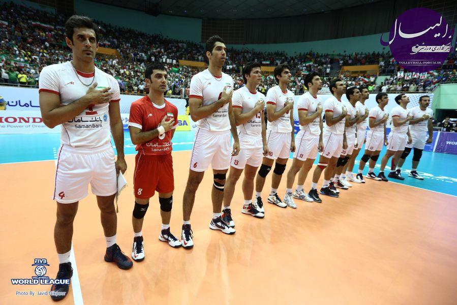 مسعود آرمات: والیبال نباید دچار غرور کاذب شود