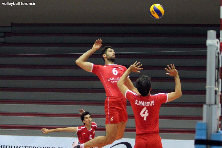 سید محمد موسوی عراقی : ما فقط برای بردن بازی می کنیم !