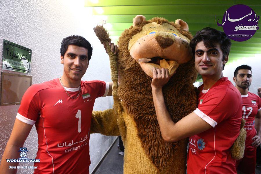 شهرام محمودی: باید انتظارات مردم از والیبال را برآورده کنیم !