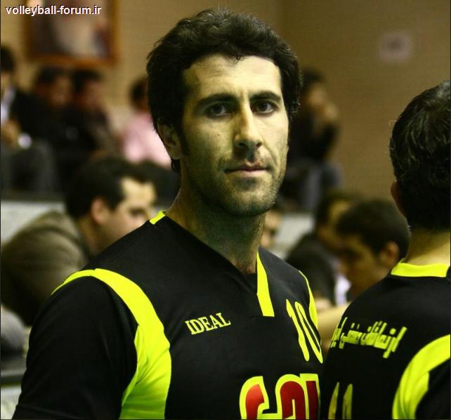 بهنام محمودی : حاشیه ها تهدیدی برای والیبال ایران هستند