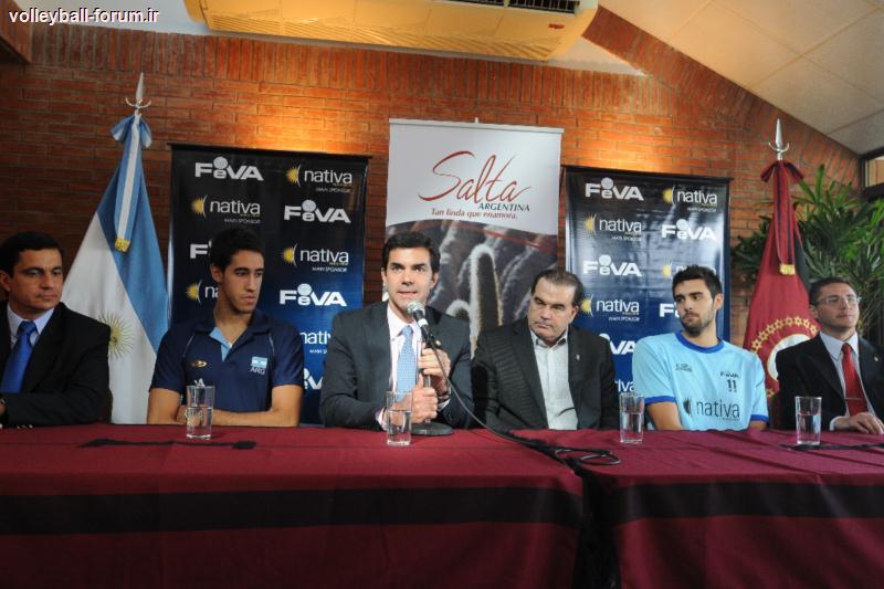 شهر سالتا آرژانتین یکی از شهرهای میزبان رقابت های لیگ جهانی 2013 !