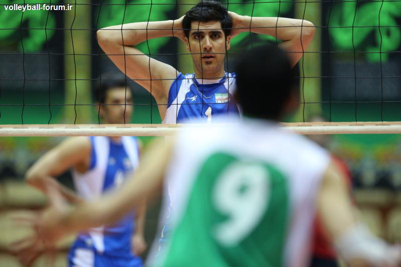 شهرام محمودی: مردم نباید توقع زیادی در لیگ جهانی داشته باشند !