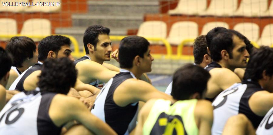 لیست نهایی تیم ملی والیبال ایران برای لیگ جهانی 2013 والیبال اعلام شد!!!!