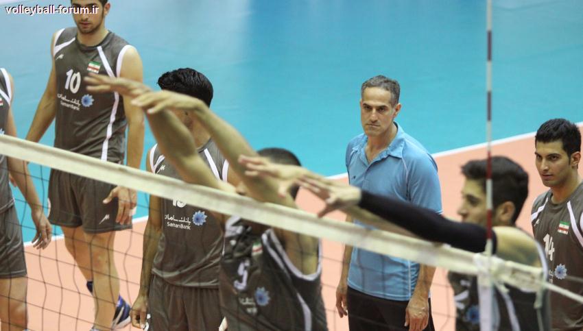 شهر بابلسر میزبان مرحله سوم اردوی آمادگی تیم ملی والیبال جوانان !