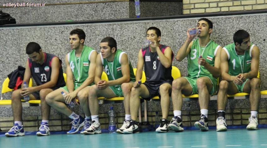 تیم ملی والیبال نوجوانان به دومین پیروزی برابر ترکیه دست یافت !