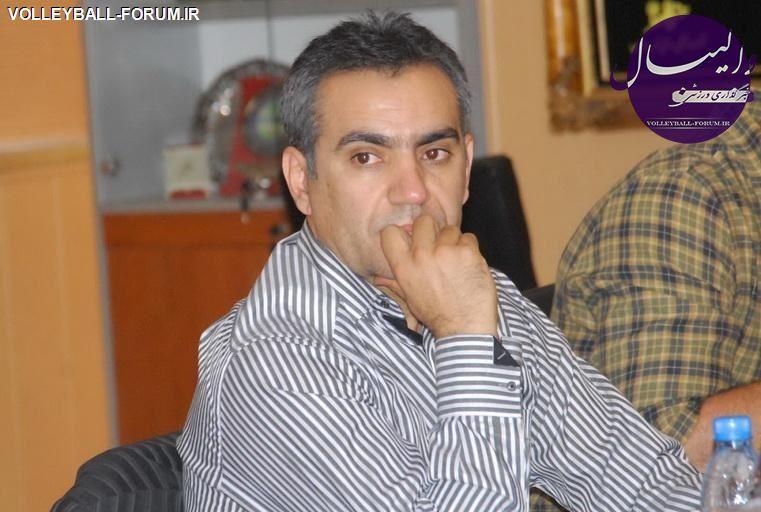 جهانگیرسید عباسی : در رده پایه والیبال مهندسی مجدد داشته باشیم !