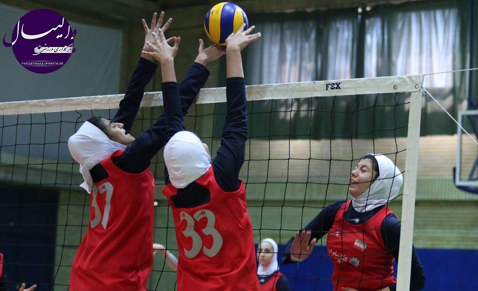 والیبال دختران زیر 17 سال آسیا / فردا در نخستین بازی ایران به مصاف هنگ کنگ می رود