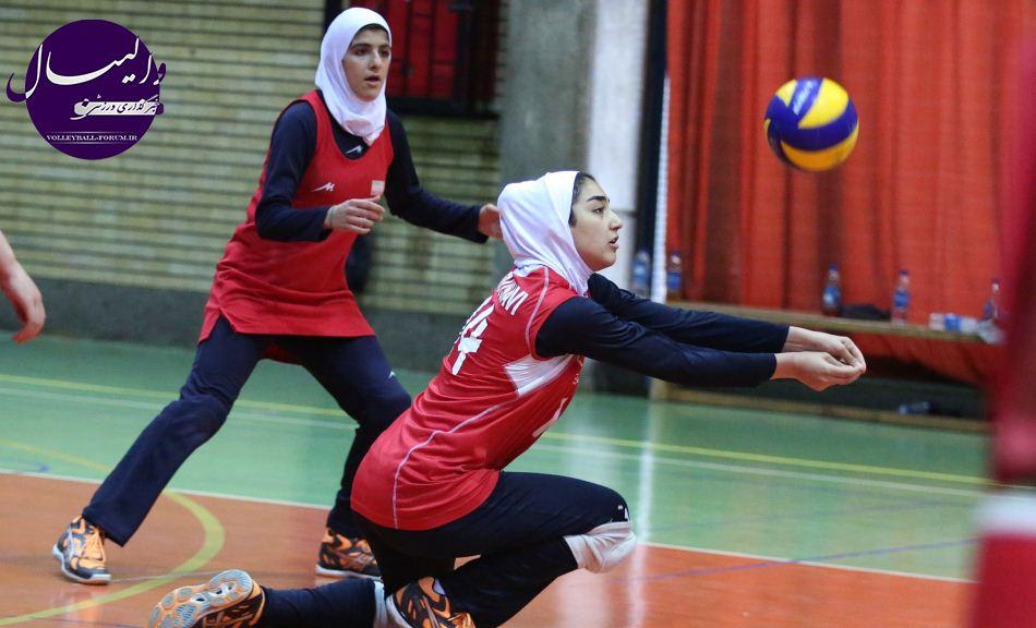 تیم های راه یافته به مرحله یک چهارم نهایی مشخص شدند/برد فنی نوجوانان دختر برابر ویتنام !