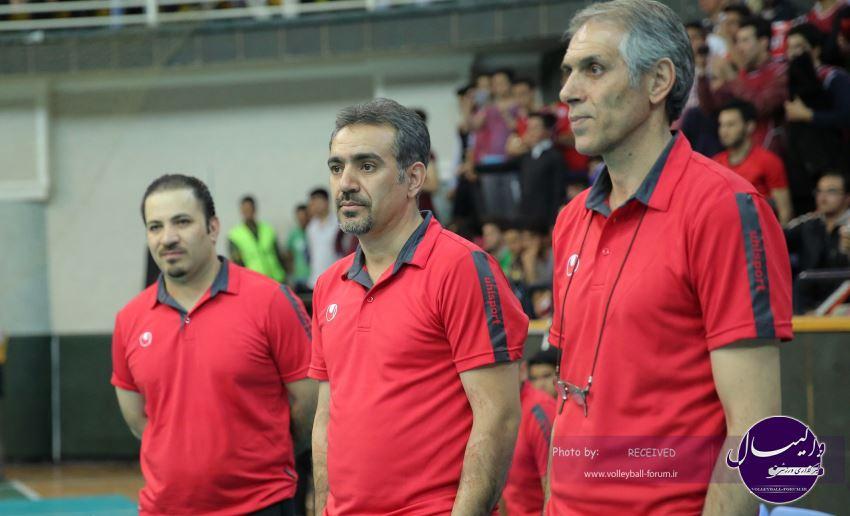 سید عباسی : اگر پیکان فینالیست شود شرایط عادلانه نخواهد بود /هواداران ارومیه یار اول ما هستند نه هفت