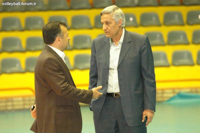 سعید درخشنده: موفقیت والیبال ایران در انتخابم تاثیر داشت !