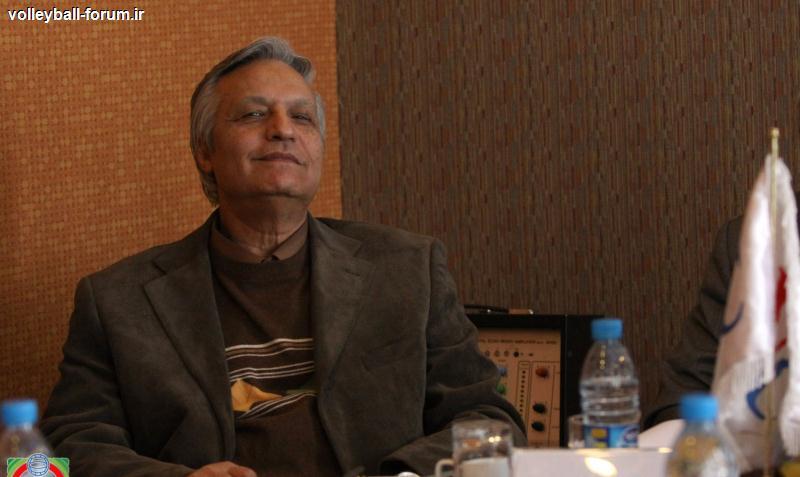 برای اولین بار، یک ایرانی ناظر فنی لیگ جهانی شد !