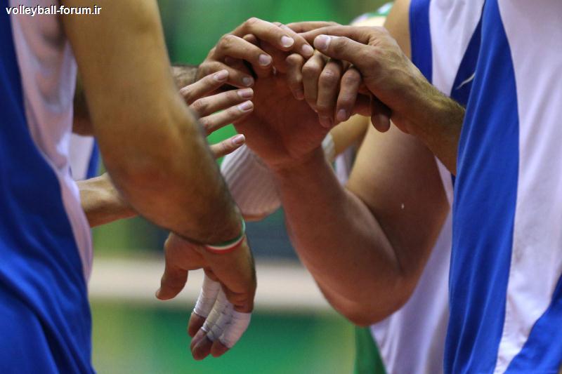 روادید والیبالیست های ملی پوش برای بلغارستان صادر شد !