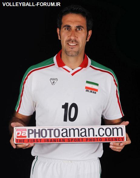 درخواست بهنام محمودی برای حمایت همه جانبه از تیم ملی والیبال !
