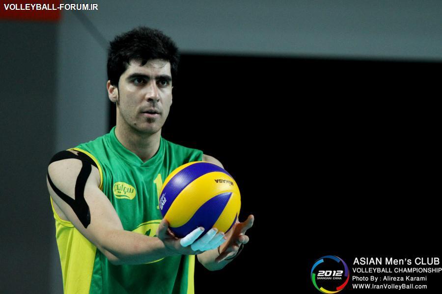 شهرام محمودی :انتخاب کاپیتان تیم ملی کاملا دموکراتیک بود !