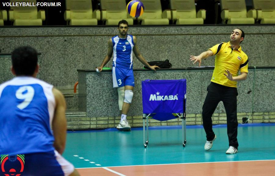 گزارش تصویری از اولین روز مرحله دوم اردوی آمادگی تیم ملی زیر 23 ایران !