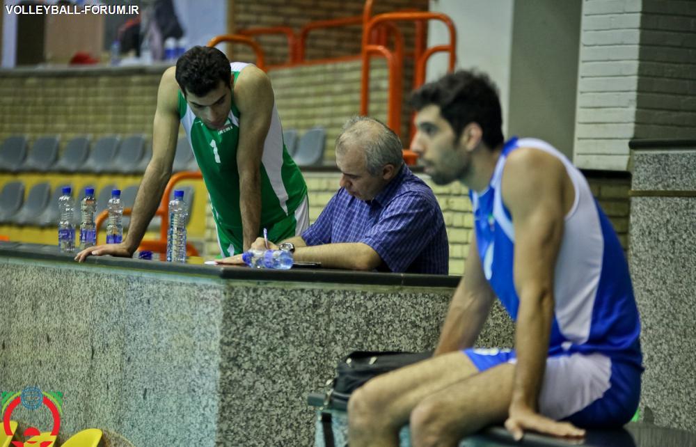 گزارش تصویری از مرحله دوم اردوی آمادگی تیم ملی والیبال ایران برای لیگ جهانی !
