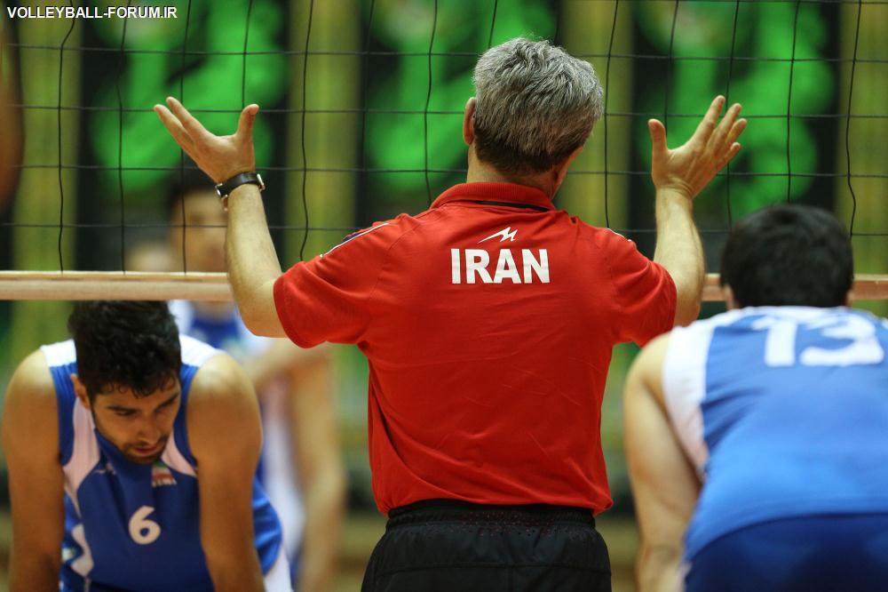 مصاحبه اختصاصی با خولیو ولاسکو /سرمربی تیم ملی والیبال ایران