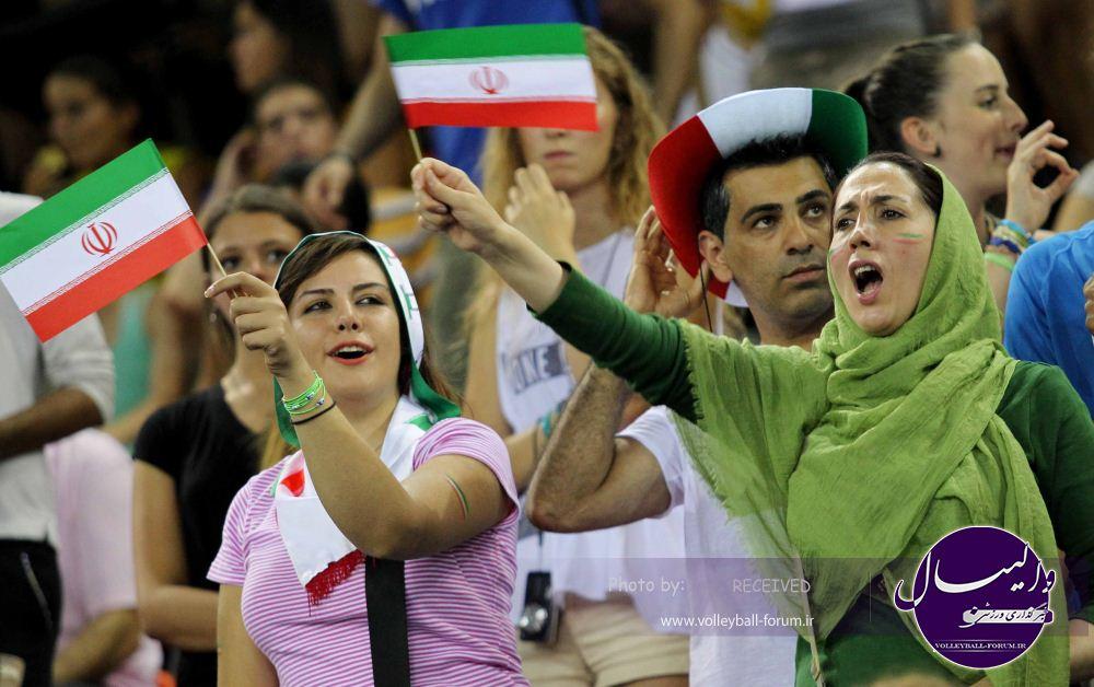 سعید درخشنده : باید زیرساخت های لازم برای حضور زنان در ورزشگاه پدید آید !