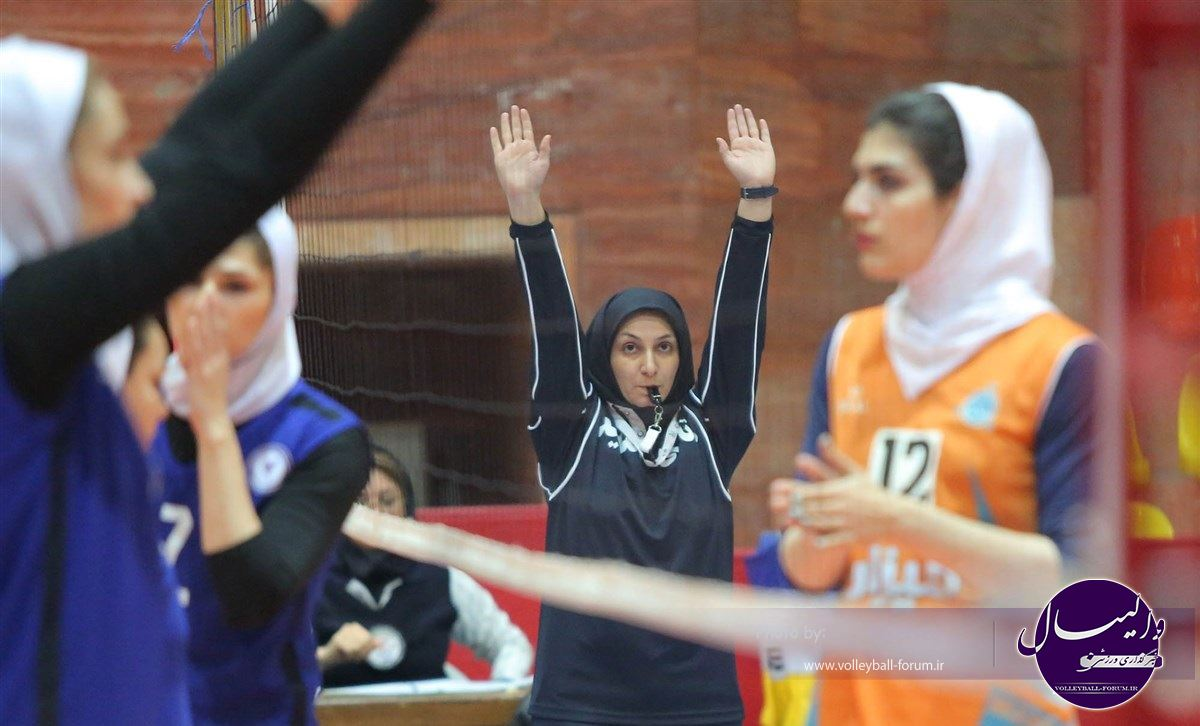 اسامی داوران و ناظران هفته پایانی لیگ برتر زنان