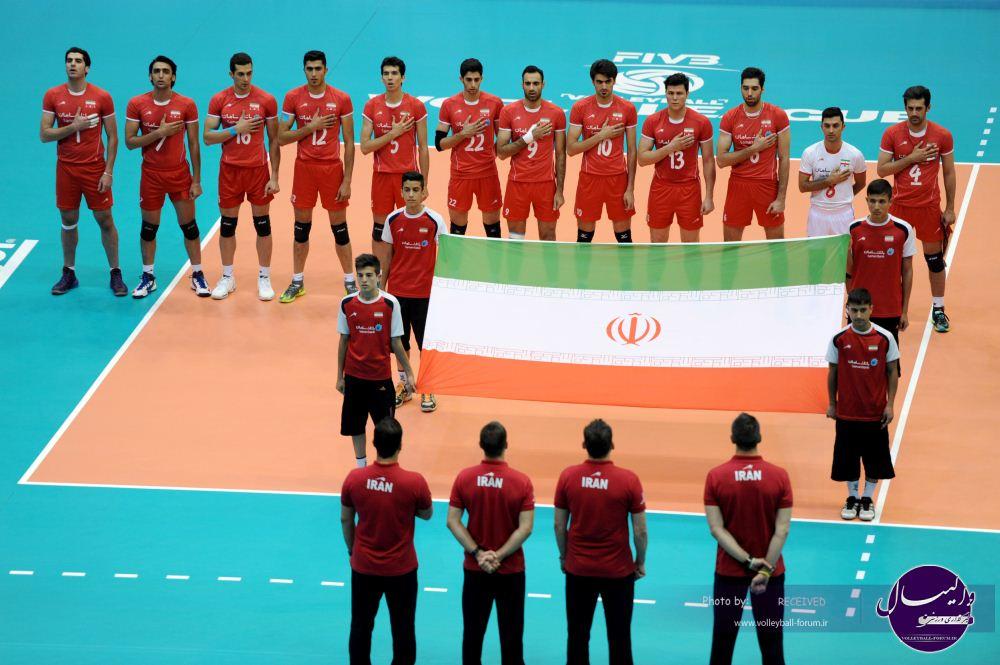 نتیجه زنده دیدار تیم ملی والیبال ایران VS تیم والیبال روسیه !