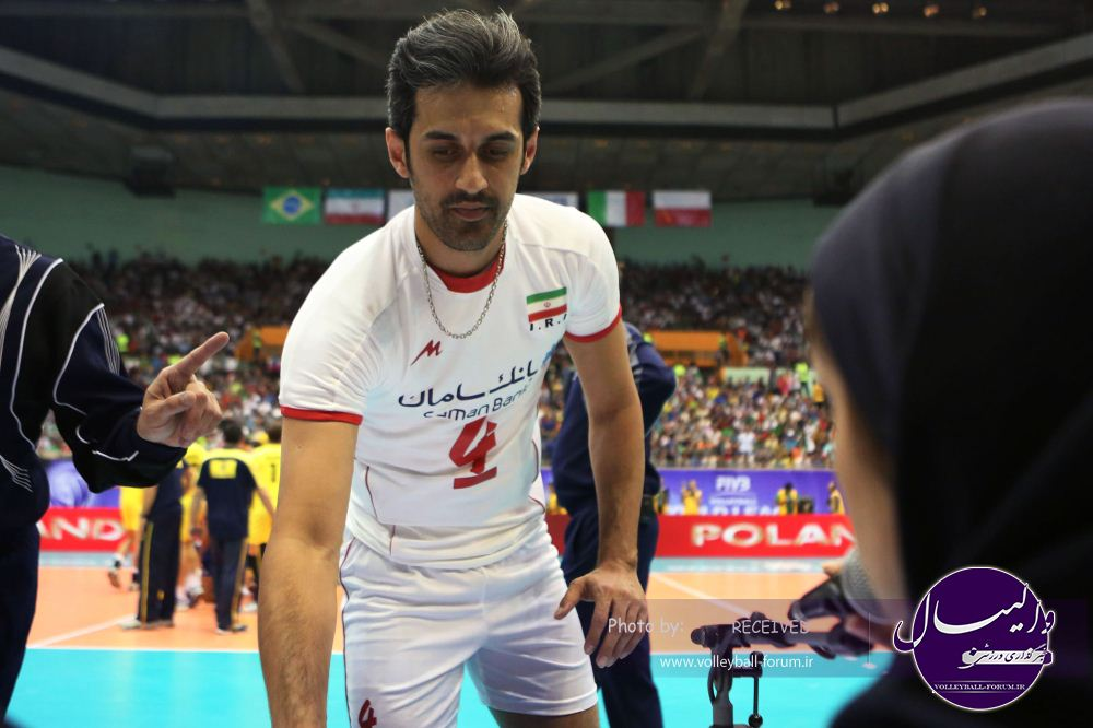 آخرین رتبه بندی فنی بازیکنان در والیبال قهرمانی جهان (یعد از صعود به 6 تیم)/معروف و موسوی همچنان در صدر !
