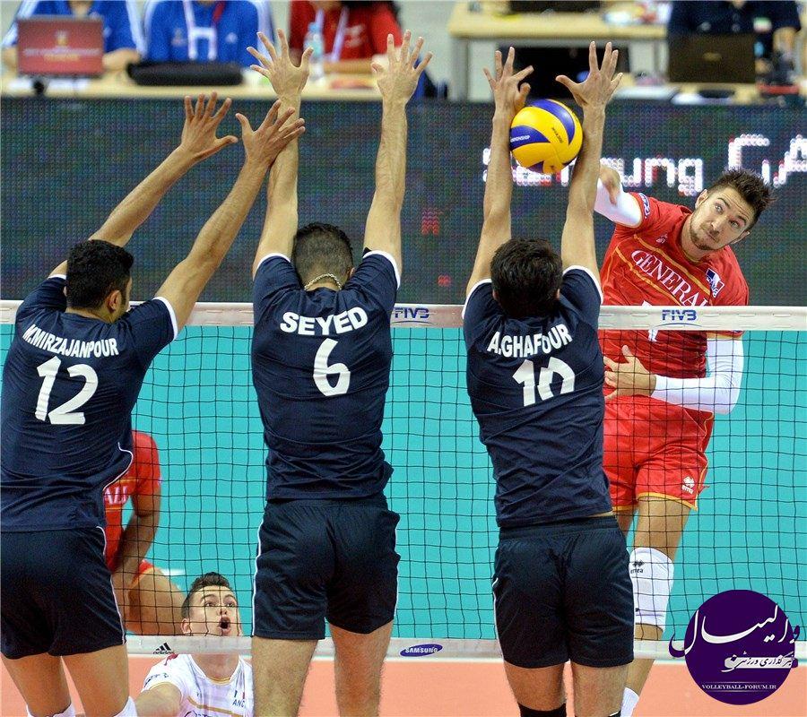 در دور دوم رقابتهای جهانی/ شبکه سه فقط مسابقات والیبال ایران را پخش میکند !