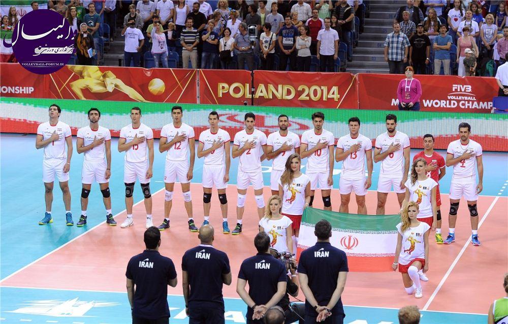 قسمت اول/گزارش تصویری دیدار تیم ملی والیبال و ایتالیا / والیبال قهرمانی جهان !