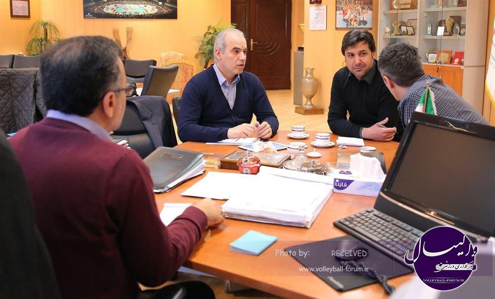 نخستین نشست تدوین برنامه های تیم ملی برگزار شد