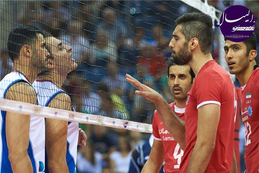 بهترین های مسابقات جهانی والیبال در پایان مرحله مقدماتی/  موسوی، قائمی و معروف در صدر فهرست بهترین های جهان !