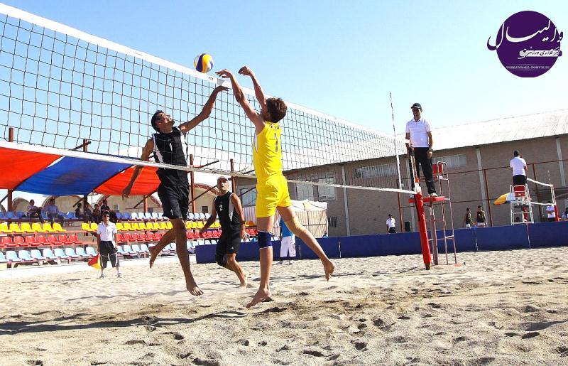 قرعه کشی دومین تور آسیایی و اقیانوسیه والیبال ساحلی در تایلند انجام شد !