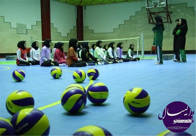 برای حضور در مسابقات قهرمانی آسیا/ترکیب تیمهای ملی والیبال نشسته مردان و زنان اعلام شد !