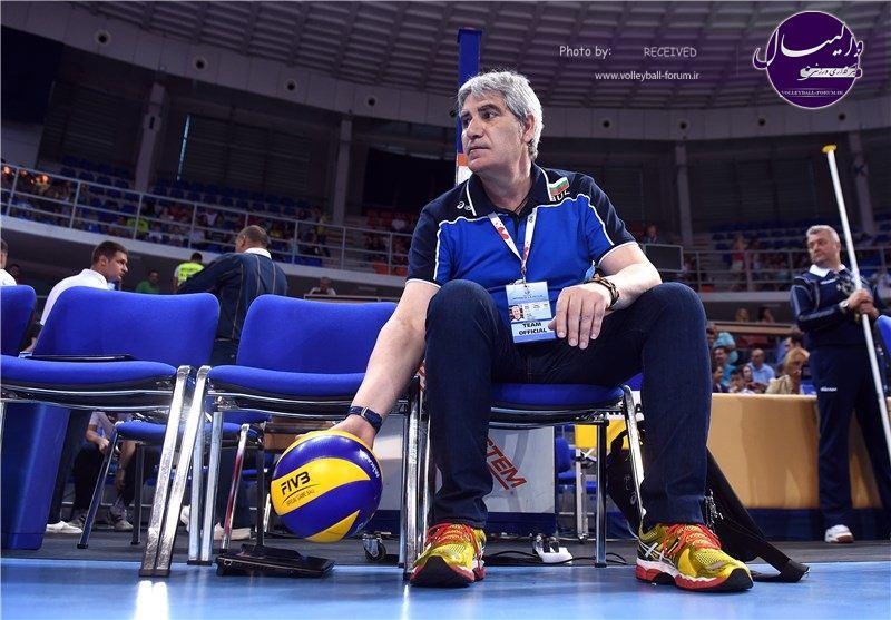 لیگ جهانی والیبال ۲۰۱۴ / سرمربی تیم ملی والیبال بلغارستان استعفا کرد !