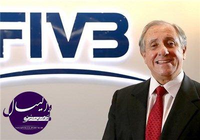 اقدام عجیب Fivb : آموزش زبان انگلیسی به ورزشکاران و داوران والیبال !