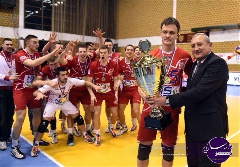 یاران پتکوویچ قهرمان جام حذفی صربستان شدند !