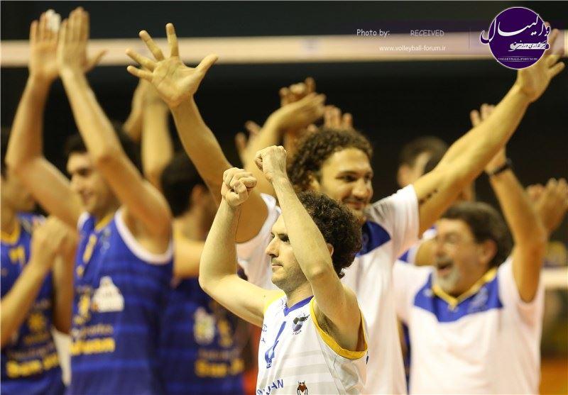 نماینده آرژانتین قهرمان مسابقات والیبال باشگاههای آمریکای جنوبی شد