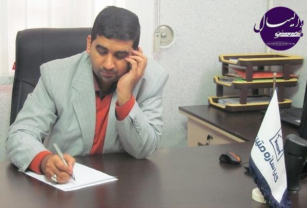 علیرضا فداکار مدیرعامل موسسه ورزشی کاراسازه متین شد