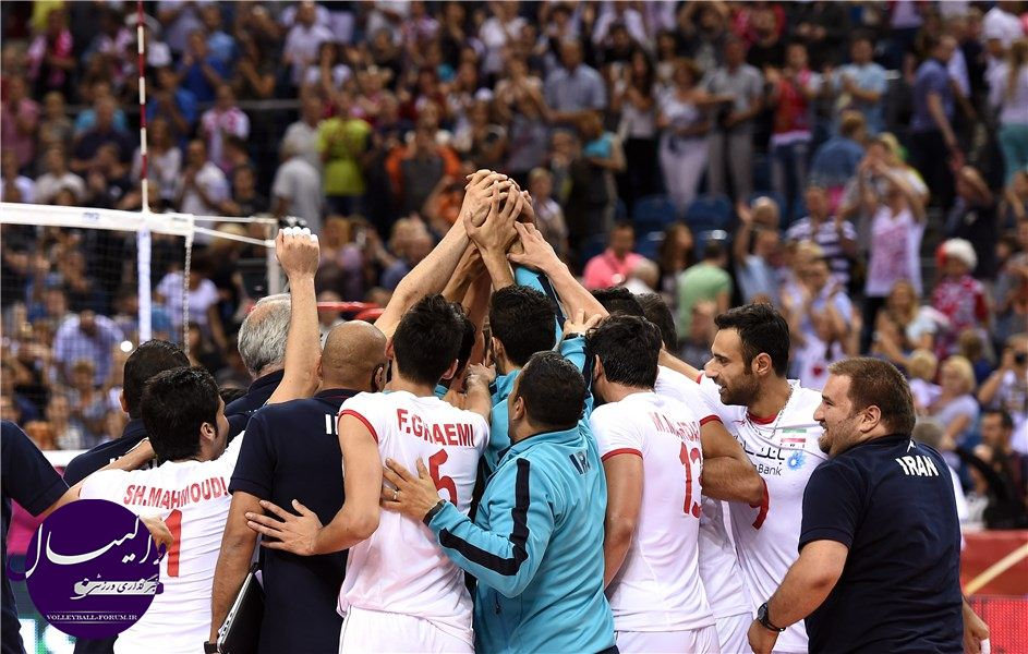 قسمت سوم/گزارش تصویری دیدار تیم ملی والیبال و ایتالیا / والیبال قهرمانی جهان !