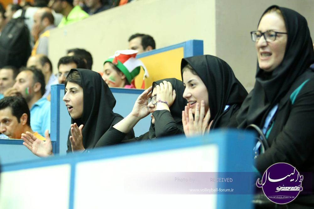 هشدار درباره احتمال حذف والیبال ایران !