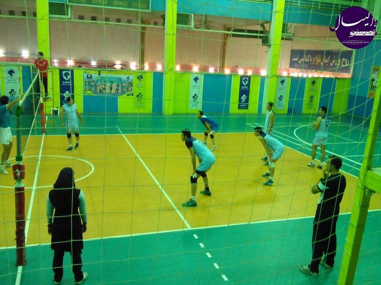 دومین دیدار تدارکاتی تعاون/ پیکان تهران 3 - 1 تعاون گنبد+گزارش تصویری دیدار
