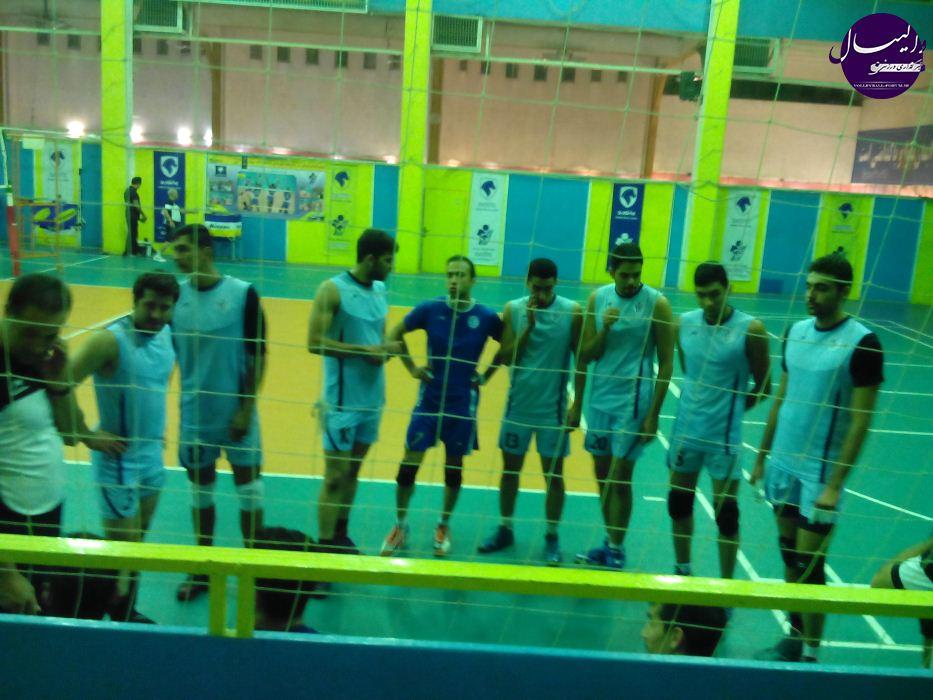 گزارشی از بازیهای 4جانبه تهران /جام حسین معدنی /نوین کشاورز قهرمان شد !