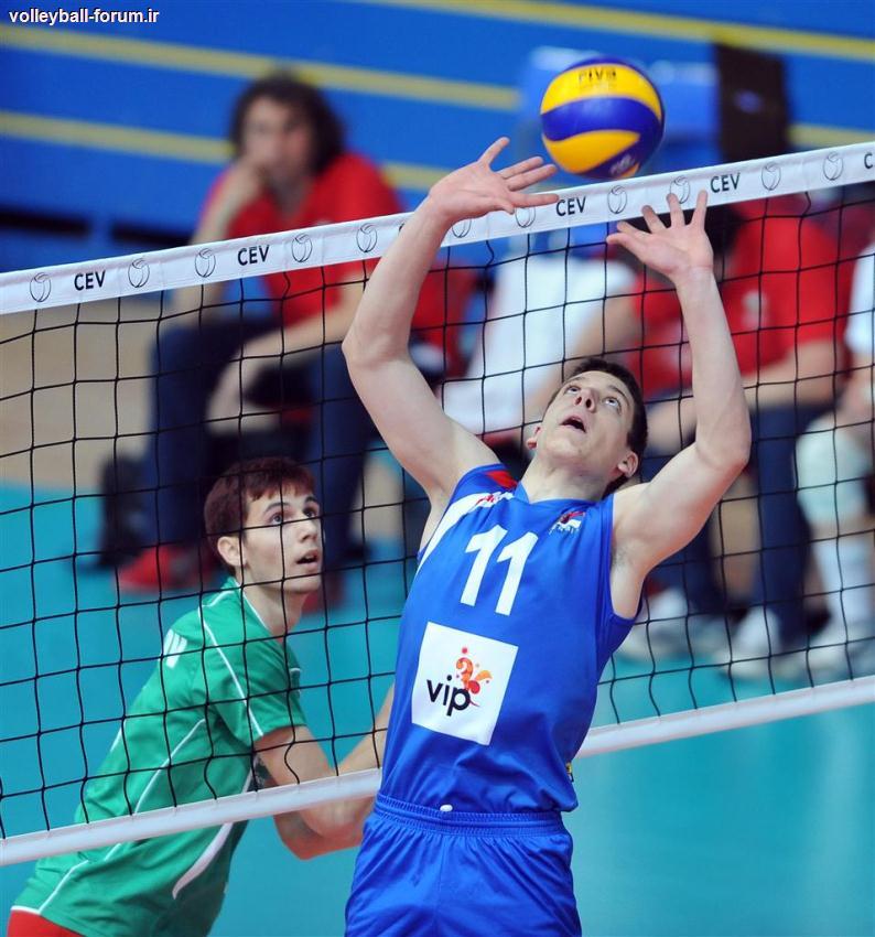 Fivb رده بندی تیم های ملی جوانان والیبال را اعلام کرد/تیم ملی ایران در رده هفتم جهان !