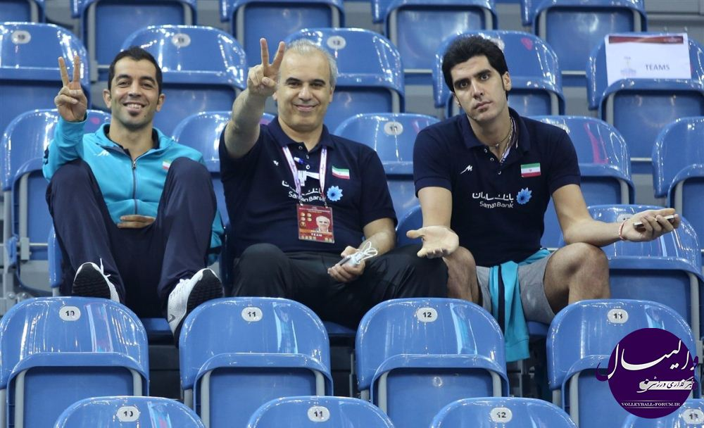 احتمال حضور شهرام محمودی در دیدار مقابل فرانسه !