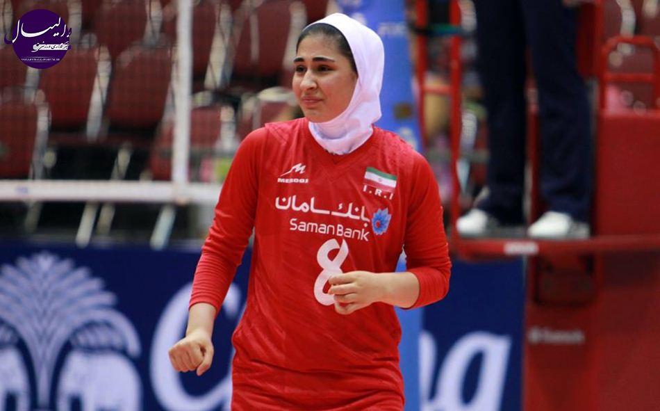 گزارش تصویری از حضور تیم نوجوانان دختر در رقابت ها آسیایی !