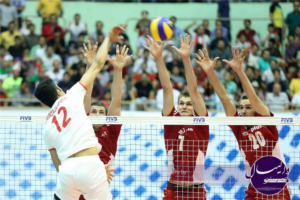 برنامه هفته هفتم لیگ جهانی والیبال/ تلاش روسیه و صربستان برای صعود به مرحله نهایی !